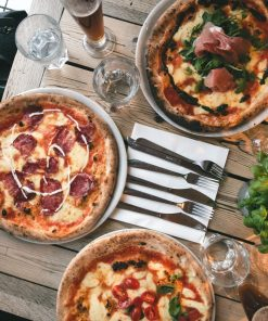Rustikk Pizza party